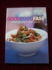 AUST WOMENS' WEEKLY COOKBOOK GOOD FOOD FAST LOSE WEIGHT DIET RECIPES MASTER CHEF