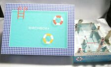 BirchBox Swimming Pool Decorative for Gift,Crafts,Storage & Tissue & Pool Card