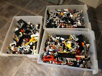 Genuine Lego - 1 KG Creativity Pack - Bulk Mixed Lego - Free Postage