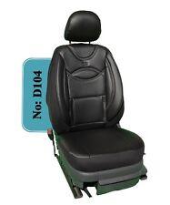 Nissan Schonbezüge Sitzbezug Sitzbezüge Fahrer & Beifahrer Kunstleder D104