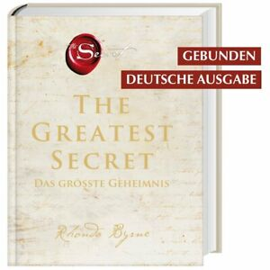 neu | THE GREATEST SECRET | DAS GRÖSSTE GEHEMNIS | RHONDA BYRNE