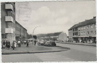 B 687 Salzgitter - Lebenstedt 1960 ! Strassenansicht mit Geschäften !