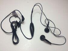 Genuine ZTE 53560019MT Stereo Handsfree - 3.5mm - Black