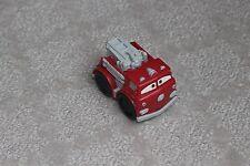 "Fisher Price 2012 Mattel Radiator Springs Fire Truck 3"" Red Ladder"