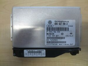 Audi A6 C5 Transmission Control Unit Module 4B0 927 156 D