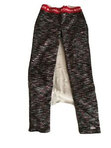 Joe Fresh Base Layer Tights 7-8 YEARS Compression Sport Thermals For Boys Girls