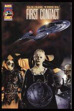 STAR TREK FIRST CONTACT GN ~ MOVIE ADAPTATION COMIC BOOK