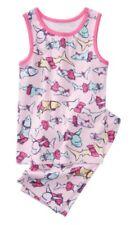 NWT Gymboree True Blue Summer Girls Shark Ballerina Summer Pjs Size 8
