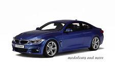 BMW M435i M Sport - blau - Baujahr 2013 - 1:18 GT Spirit 027