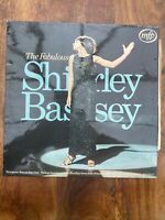 Shirley Bassey: The Fabulous - MFP. 1398 - Vinyl LP (Broken Cover)