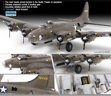 1/72 USAAF B-17E Pacific Theater #12533 Academy Special Edition