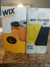 Lot of 2 Wix 51797 Oil Filter Free Shipping