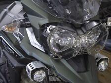 NEW - AltRider Clear Headlight Guard Triumph Tiger 800 - SILVER