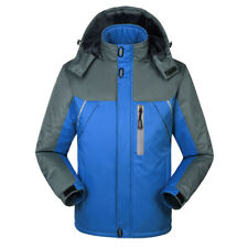 Men's Winter Warm Ski Snow Climbing Hiking Waterproof Women Jacket Outdoor Coat