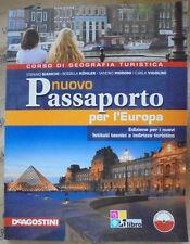 NUOVO PASSAPORTO PER L' EUROPA senza DVD - S.BIANCHI e altri - DE AGOSTINI