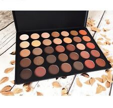 350 Nature Glow Pigmented Eyeshadow Palette 35 Colour Eyeshadow Palette