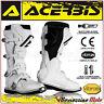 BOTTES ACERBIS X-PRO V. BLANC OFF-ROAD MOTOCROSS MOTO CROSS QUAD ENDURO 45