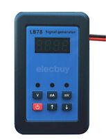 0-20mA / 0-11V / mV Current Voltage Millivolt Signal Generator Source Calibrator