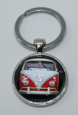 Key Ring for VW Split Screen Van Enthusiast Fans or Owners Brand New Looks Nice