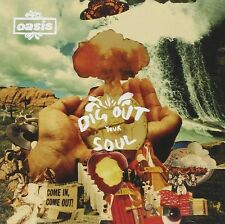 Oasis-DIG OUT YOUR SOUL CD +++ +++ +++ NUOVO OVP