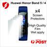 For Huawei Honor Band 5,4 Self-healing Film Screen Protectors
