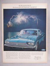 Ford Thunderbird Town Landau PRINT AD - 1966