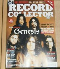 Record Collector magazine Mar 2021 Genesis, 60s Beat Girls, Isaac Hayes DAF