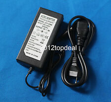 AC 100V-240V Converter Adapter DC 5V 10A 50W Power Supply Charger DC 5.5mm