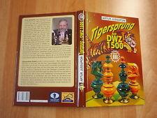 Topseller bei Ebay : Tigersprung auf DWZ 1500 Band 3 von GM Artur Jussupow