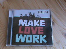 AULETTA - MAKE LOVE WORK *Virgin EAN 5099908332226 v. 2011*  NEUWERTIG
