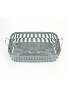 Turbo Sonic Ultrasonic Case Cleaner Replacement Basket, 2500 or 6000