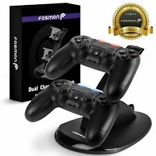 Fosmon PS4 Controller Charging Station Dock