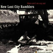 The New Lost City Ra - There Ain't No Way Out [New CD]