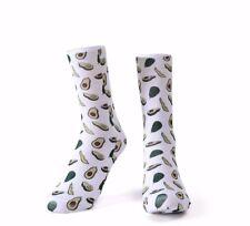 Avocado socks.Avo socks.Novelty Socks.Photo Print Socks.FlossyDesignsOz