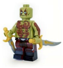 The Destroyer Custom Lego Minfigure Inspired by Drax of Guardians of the Galaxy