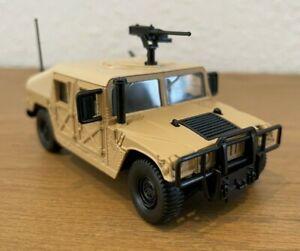 SOLIDO militaire de l'Armée Américaine 4x4 Humvee type I M 1114 surblindé