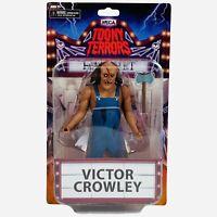 "NECA Toony Terrors Victor Crowley Hatchet Reel Toys Figure 6"" Inch NEW"