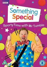 Something Special - Sporty Time with Mr Tumble (DVD)