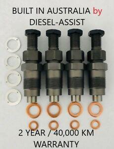 DIESEL FUEL INJECTOR SET suits TOYOTA HILUX HIACE 3.0 litre 5L engine.BRAND NEW