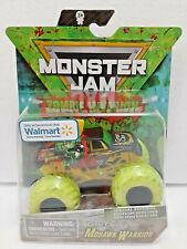 Mohawk Warrior (2020) Zombie Invasion Spin Master Monster Jam 1:64 Neon Truck