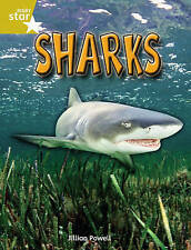 Good, Rigby Star Independent Year 2 Gold Non Fiction Sharks Single: Gold Level N