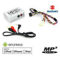 Boîtier Auxiliaire MP3 pour autoradios d'origine Suzuki à partir de 2005