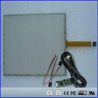 """17inch 355x288mm 5Wire Resistive Touch Screen Panel USB kit for 17"""" monitor"""