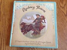 Revolving Pictures reproduction from an antique book by Ernest Nister...1979