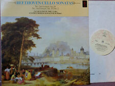 CFP 4144941 Du Pre/bishop-kovacevich 'Beethoven Cello Sonatas' NM
