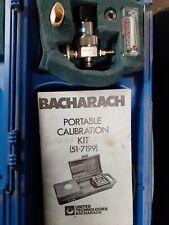 Bacharach Portable Calibration Kit