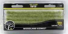 Woodland Scenics FS780 Light Green Edging Strips (Peel 'N' Place Tufts) Grass