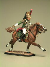Painted Tin Toy Soldier Officer Cavalry Guard Dragoon 54mm 1/32