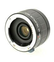 Sony Alpha A DIGITAL SLR fit Teleplus MC7 2x Tele Convertor M-AFi - Minolta A