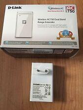D- Link Wi-Fi AC750 Dual Band Range Extender DAP-1520